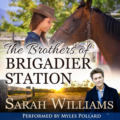 The Brothers of Brigadier Station, Sarah Williams