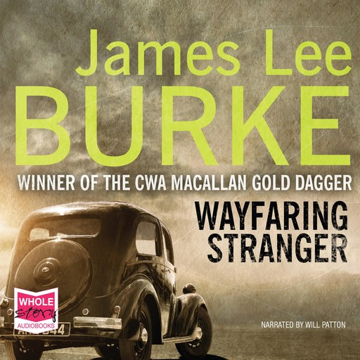Wayfaring Stranger, James Lee Burke