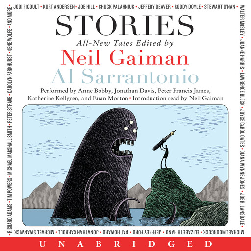 Stories, Neil Gaiman, Al Sarrantonio