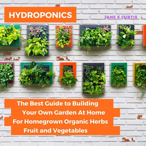 Hydroponics The Best Guide to Building Your Own Garden At Home For Homegrown Organic Herbs, Fruit and Vegetables, Jane E. Curtis