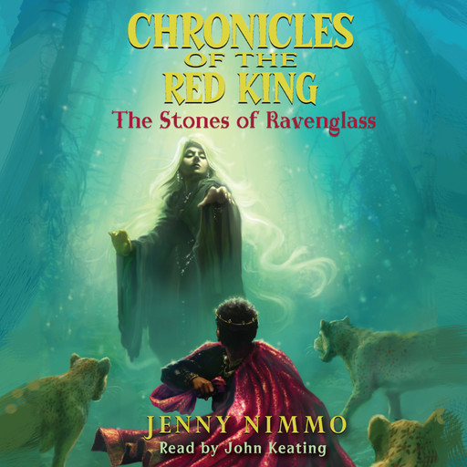 Chronicles of the Red King #2: Stones of Ravenglass, Jenny Nimmo