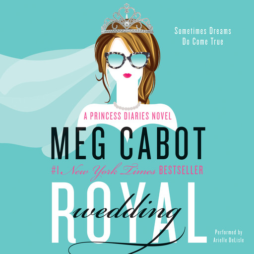 Royal Wedding, Meg Cabot