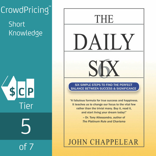 The Daily Six, John Chappelear