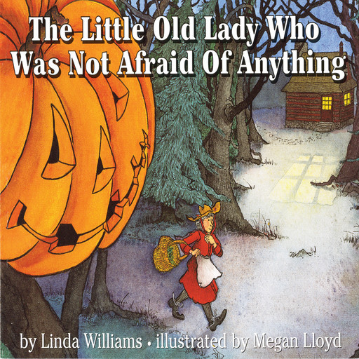 Little Old Lady Who Was Not Afraid Of Anything, The, Linda Williams