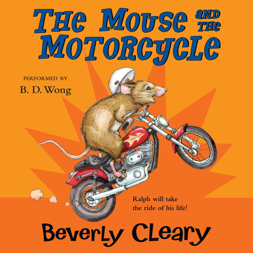 The Mouse and the Motorcycle, Beverly Cleary