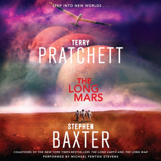 The Long Mars, Terry David John Pratchett, Stephen Baxter