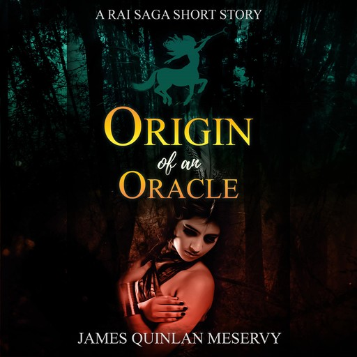Origin of an Oracle, James Quinlan Meservy