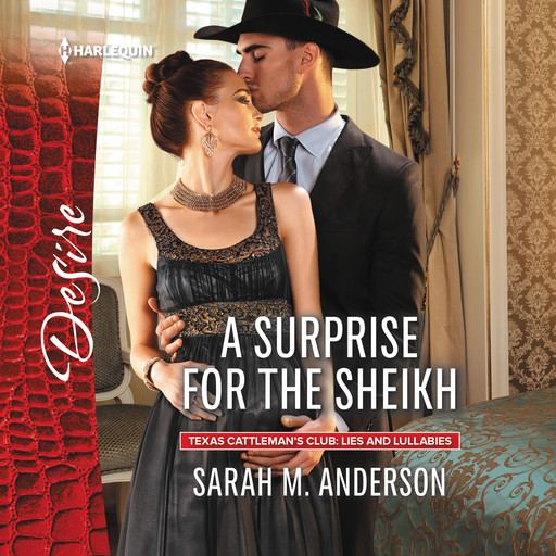 A Surprise for the Sheikh, Sarah M. Anderson