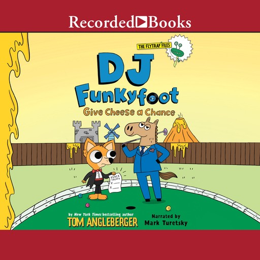 DJ Funkyfoot: Give Cheese a Chance!, Tom Angleberger, Heather Fox