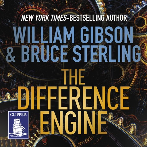 The Difference Engine, William Gibson, Bruce Sterling
