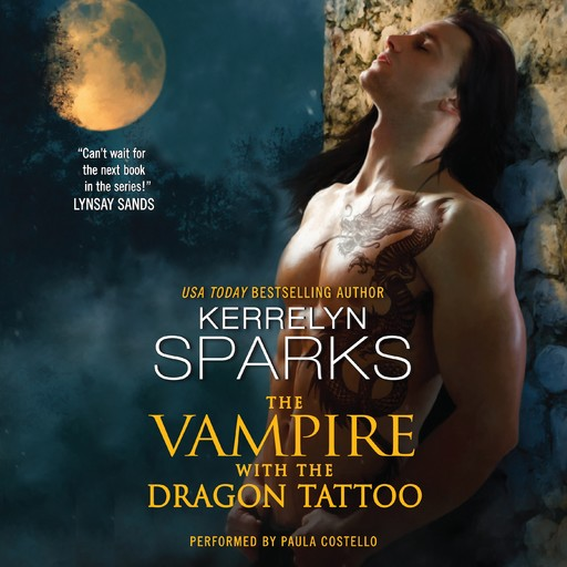 The Vampire With the Dragon Tattoo, Kerrelyn Sparks