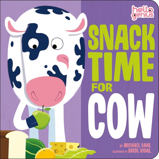 Snack Time for Cow, Michael Dahl