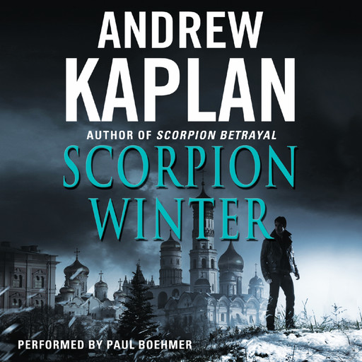 Scorpion Winter, Andrew Kaplan