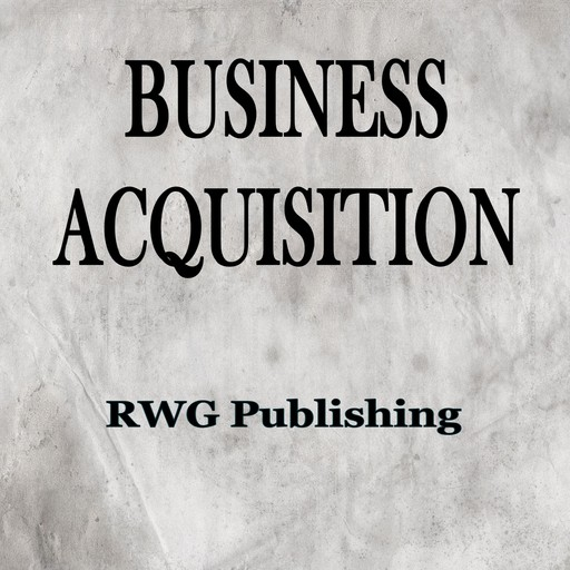 Business Acquisition, RWG Publishing