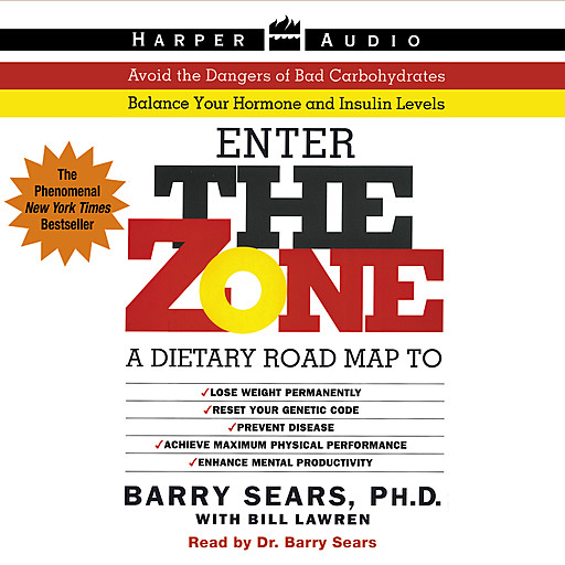 The Zone, Barry Sears