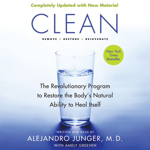Clean -- Expanded Edition, Alejandro Junger