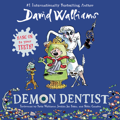 Demon Dentist, David Walliams