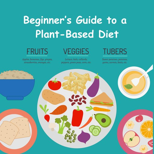 Beginner's Guide to a Plant-Based Diet, Mary Patricia