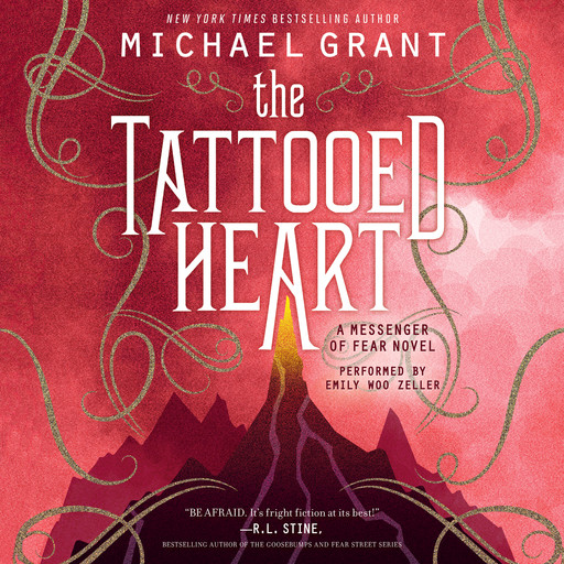 The Tattooed Heart, Michael Grant