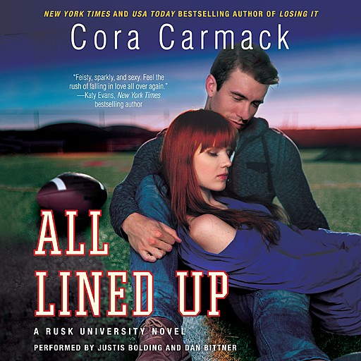 All Lined Up, Cora Carmack