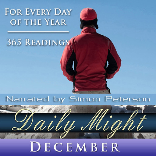 Daily Might: December, Simon Peterson