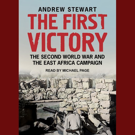 The First Victory, Andrew Stewart