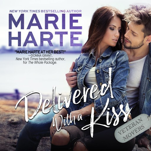 Delivered With a Kiss, Marie Harte