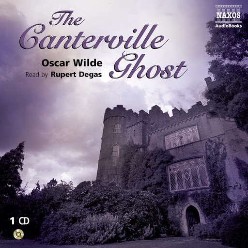 Canterville Ghost, The (unabridged), Oscar Wilde
