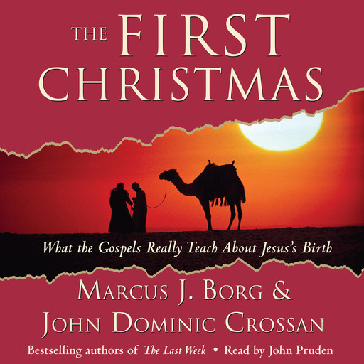 The First Christmas, Marcus Borg, John Dominic Crossan