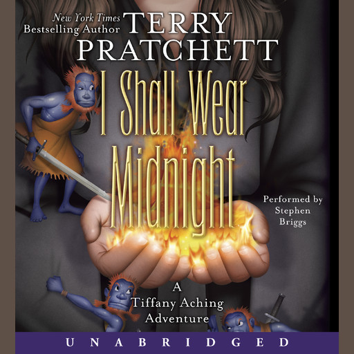 I Shall Wear Midnight, Terry David John Pratchett