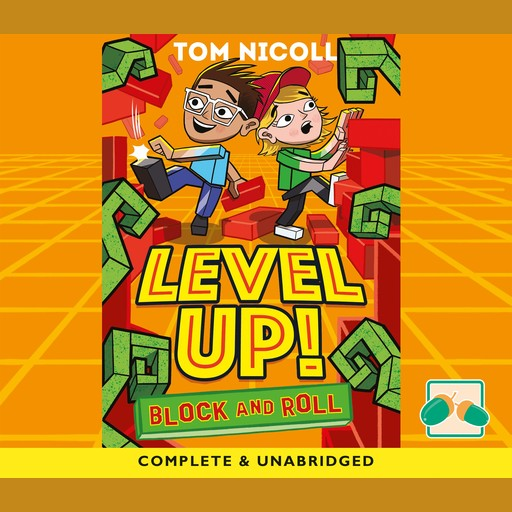 Level Up: Block and Roll, Tom Nicoll