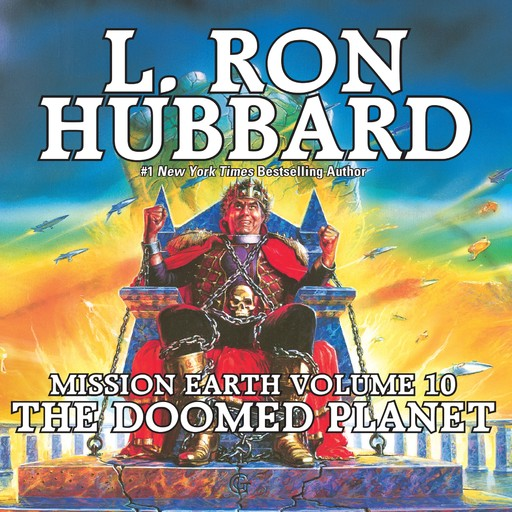 Doomed Planet: Mission Earth Volume 10, L.Ron Hubbard