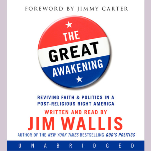 The Great Awakening, Jim Wallis