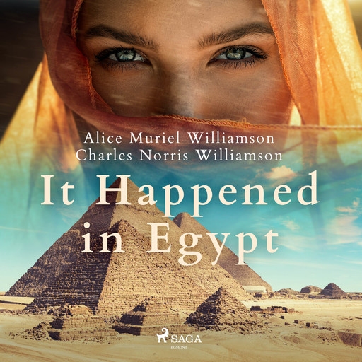 It Happened in Egypt, Alice Muriel Williamson, Charles Williamson