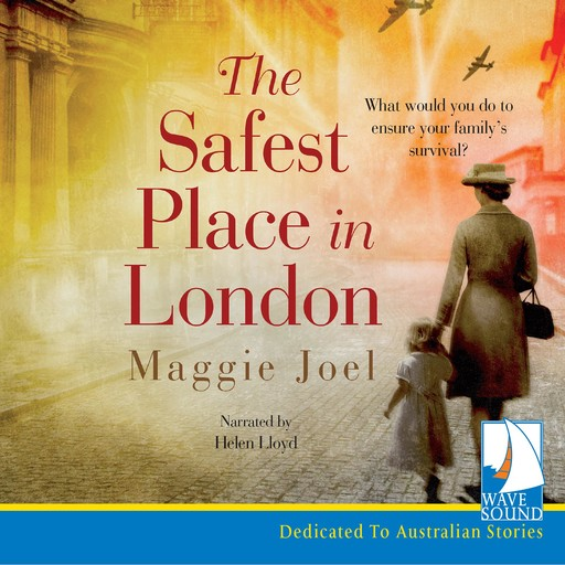 The Safest Place in London, Maggie Joel