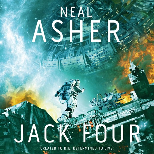 Jack Four, Neal Asher