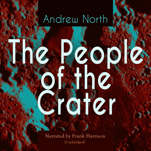 The People of the Crater, Andrew North
