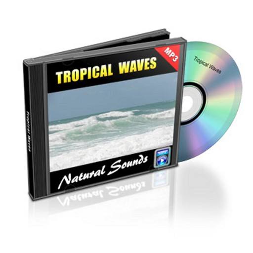 Tropical Waves - Relaxation Music and Sounds, Empowered Living