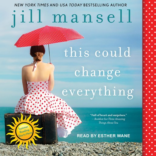 This Could Change Everything, Jill Mansell