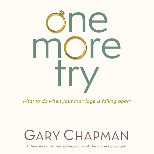 One More Try, Gary Chapman