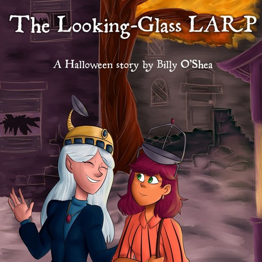 The Looking-glass LARP, Billy O'Shea