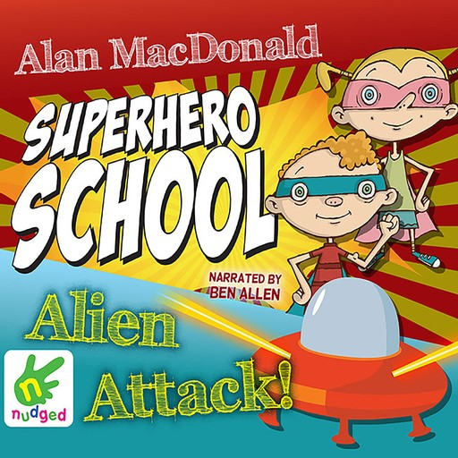 Alien Attack!, Alan MacDonald