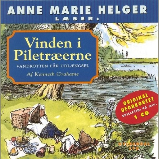 Vinden i Piletræerne 6 -, Kenneth Grahame