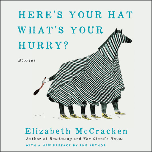 Here's Your Hat What's Your Hurry, Elizabeth McCracken