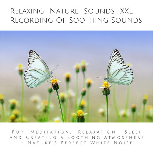 Relaxing Nature Sounds (without music) - Recording Of Soothing Nature Sounds, Yella A. Deeken