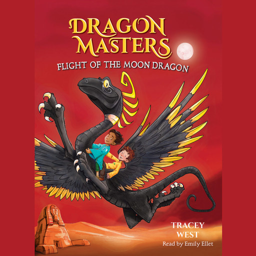 Flight of the Moon Dragon, Tracey West