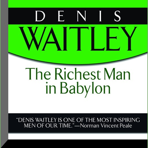 The Richest Man in Babylon, George Clason