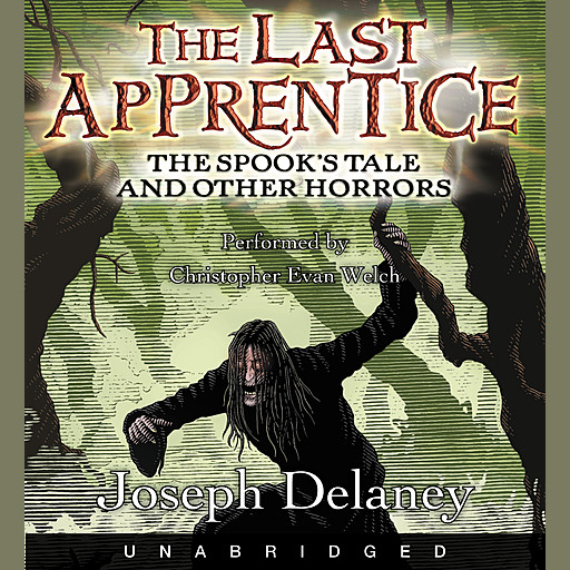 The Last Apprentice: The Spook's Tale, Joseph Delaney