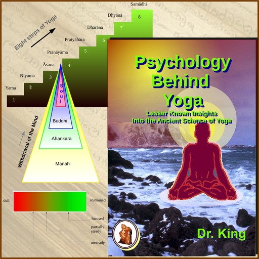 Psychology behind Yoga : Lesser Known Insights into the Ancient Science of Yoga, Stephen King