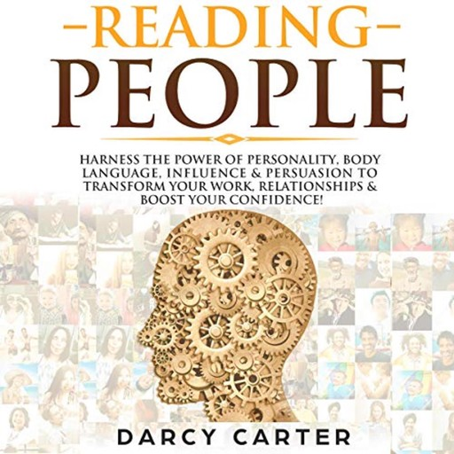 Reading People, Darcy Carter
